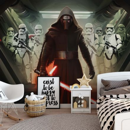Wallpaper mural Star Wars Force Awakens  Easy to Install